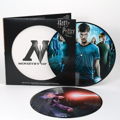 Vinyl OST / HOOPER, NICHOLAS - HARRY POTTER AND THE ORDER OF THE PHOENIX