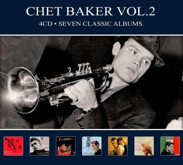 CD BAKER, CHET - SEVEN CLASSIC ALBUMS VOL.2