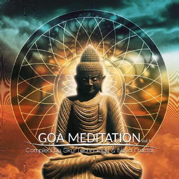 CD V/A - GOA MEDITATION VOL.1