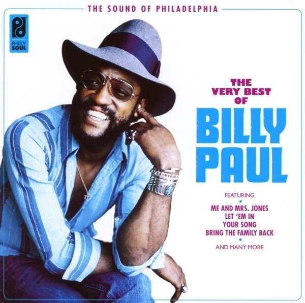 CD Paul, Billy - Very Best of