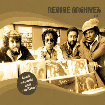 CD V/A - REGGAE ARCHIVES VOL.1