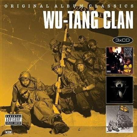 Wu-Tang Clan - CD ORIGINAL ALBUM CLASSICS