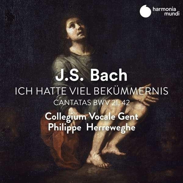CD BACH, J.S. - CANTATAS BWV 21 & 42 - ICH HATTE VIEL BEKUMMERNIS