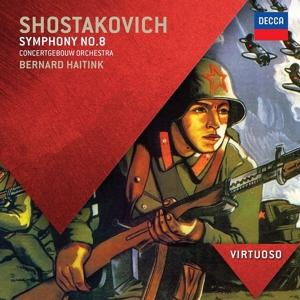 CD SHOSTAKOVICH, D. - SYMPHONY NO.8 IN C MINOR