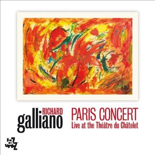 CD GALLIANO, RICHARD - PARIS CONCERT LIVE THEATRE DU CHATELET