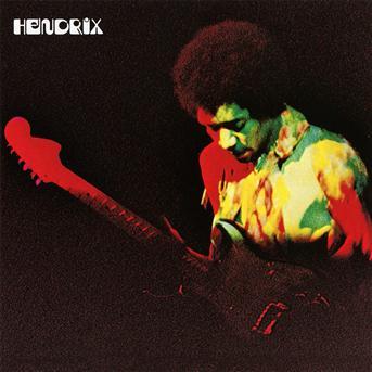 Jimi Hendrix - CD Band Of Gypsys