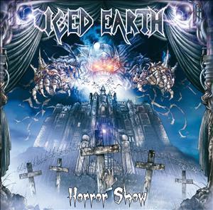 CD ICED EARTH - Horror Show