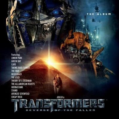OST - Vinyl RSD - TRANSFORMERS: REVENGE OF THE FALLEN - THE ALBUM