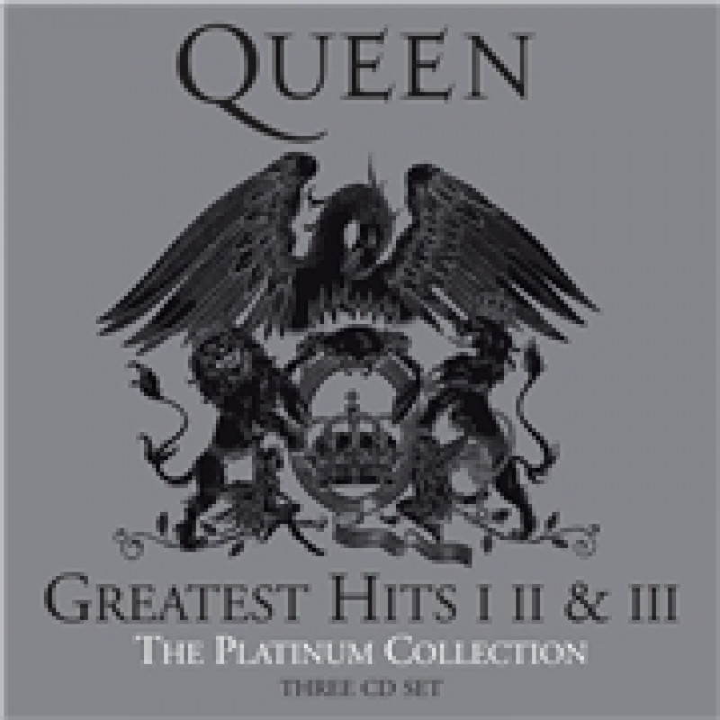 Queen - CD THE PLATINUM COLLECTION