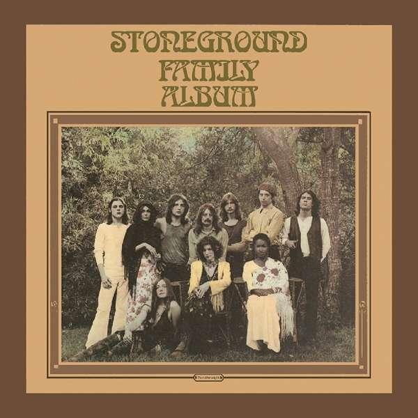 CD STONEGROUND - FAMILY ALBUM