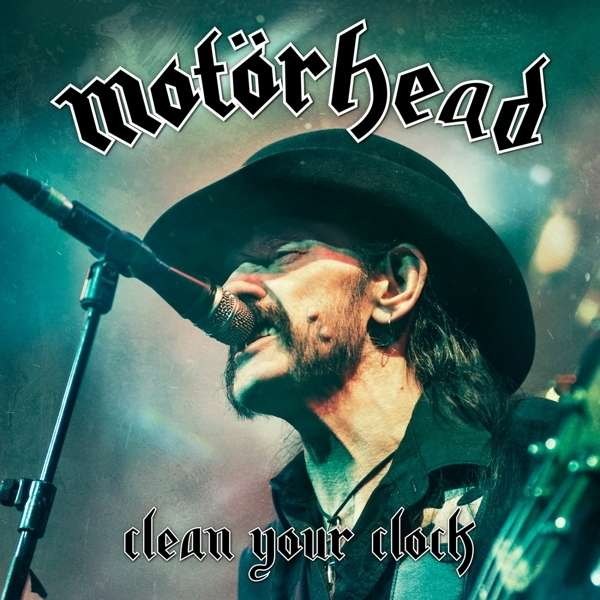 Motörhead - Blu-ray CLEAN YOUR CLOCK (CD+BLU-RAY)