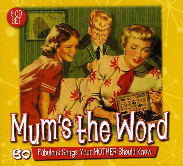 CD V/A - MUM'S THE WORD