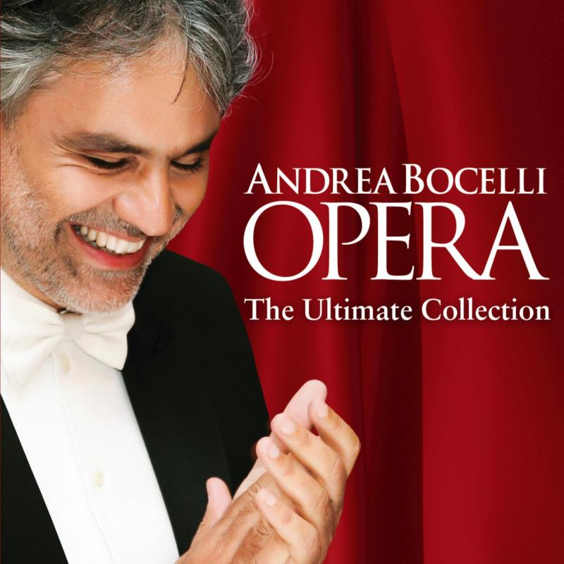 CD BOCELLI ANDREA - OPERA-THE ULTIMATE COLLEC.