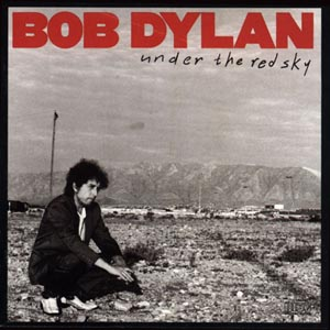 Bob Dylan - CD UNDER THE RED SKY