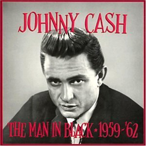 CD CASH, JOHNNY - MAN IN BLACK '59-'62