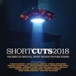 CD V/A - SHORTCUTS2018 - THE BEST OF ORIGINAL SHORT MOTION PICTURE SCORES