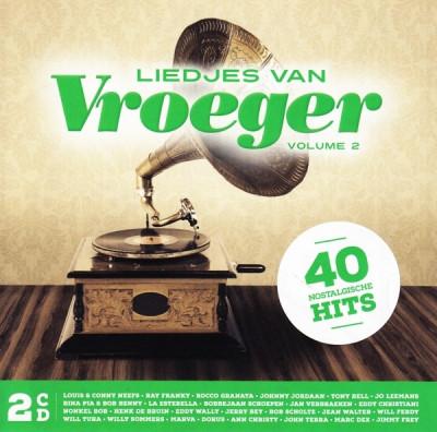 CD V/A - LIEDJES VAN VROEGER VOL.2