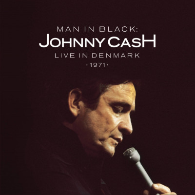 CD Cash, Johnny - Man In Black: Live In Denmark 1971
