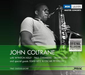 CD COLTRANE, JOHN - DUESSELDORF 1960