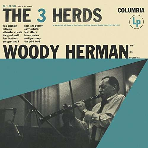 CD HERMAN, WOODY -ORCHESTRA- - The 3 Herds