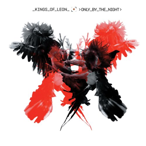 Kings of Leon - CD ONLY BY THE NIGHT