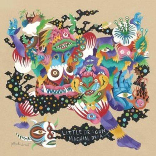 CD LITTLE DRAGON - MACHINE DREAMS