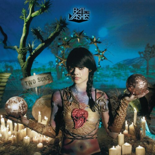 CD BAT FOR LASHES - TWO SUNS