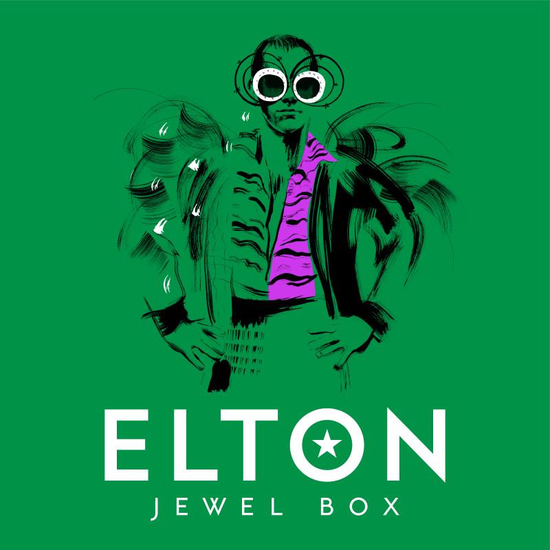 Elton John - CD JEWEL BOX