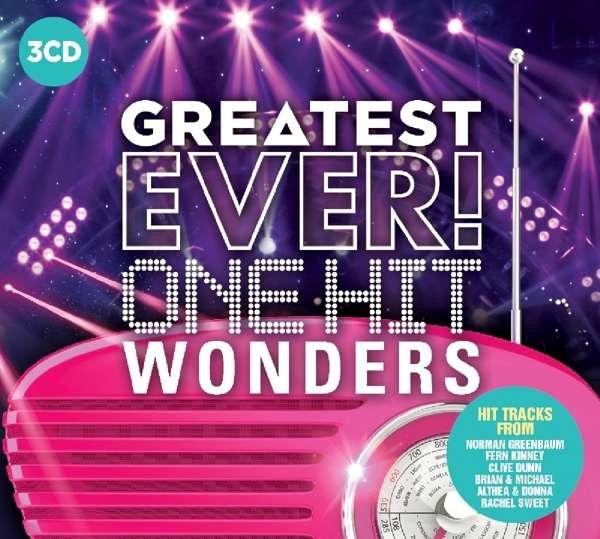 CD V/A - ONE HIT WONDER - GREATEST