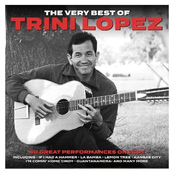 CD LOPEZ, TRINI - VERY BEST OF