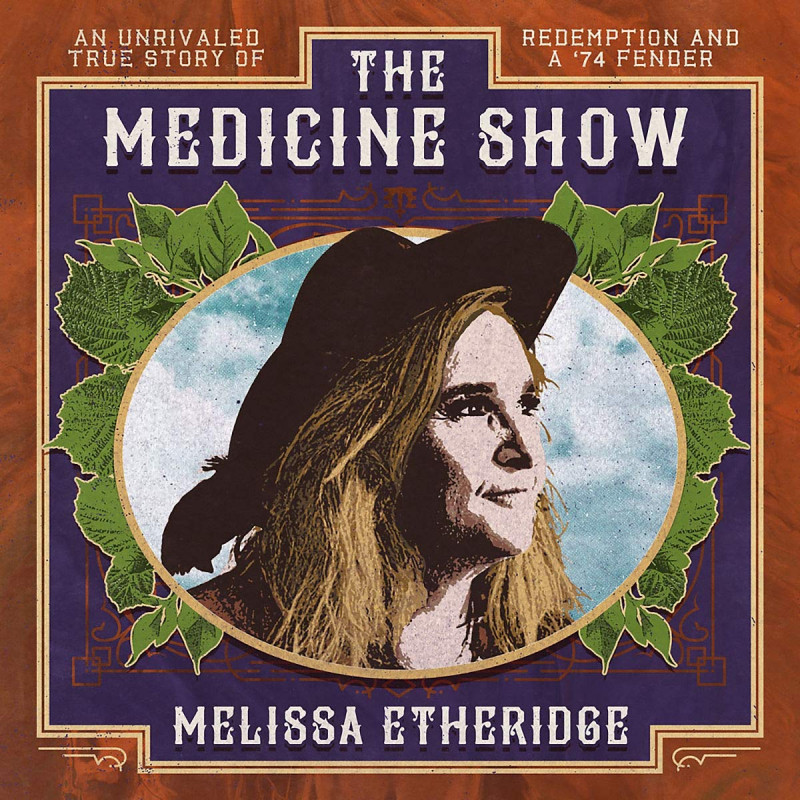 CD ETHERIDGE MELISSA - THE MEDICINE SHOW