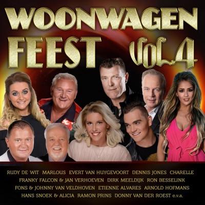 CD V/A - WOONWAGEN FEEST 4