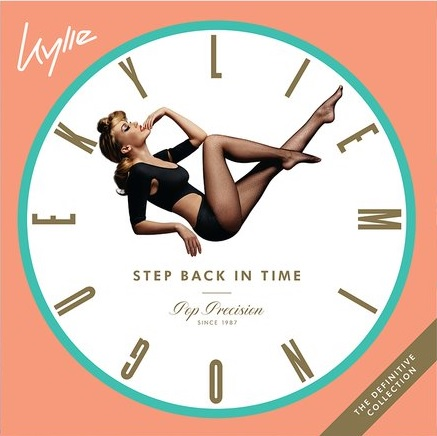 Kylie Minogue - CD Step Back In Time (The Definitive Collection)