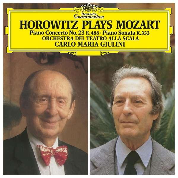 Vinyl MOZART, W.A. - HOROWITZ PLAYS MOZART