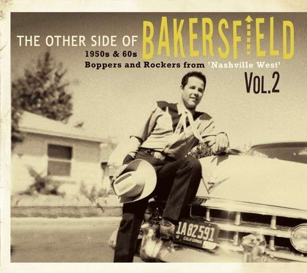 CD V/A - OTHER SIDE OF BAKERSFIELD VOL.2
