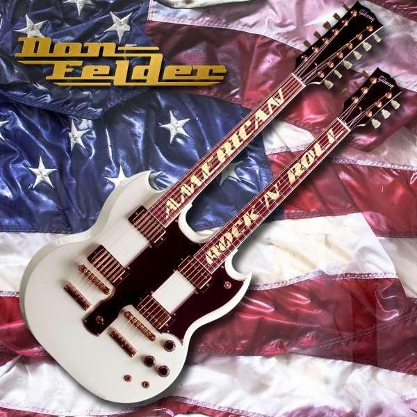 CD FELDER, DON - AMERICAN ROCK 'N' ROLL