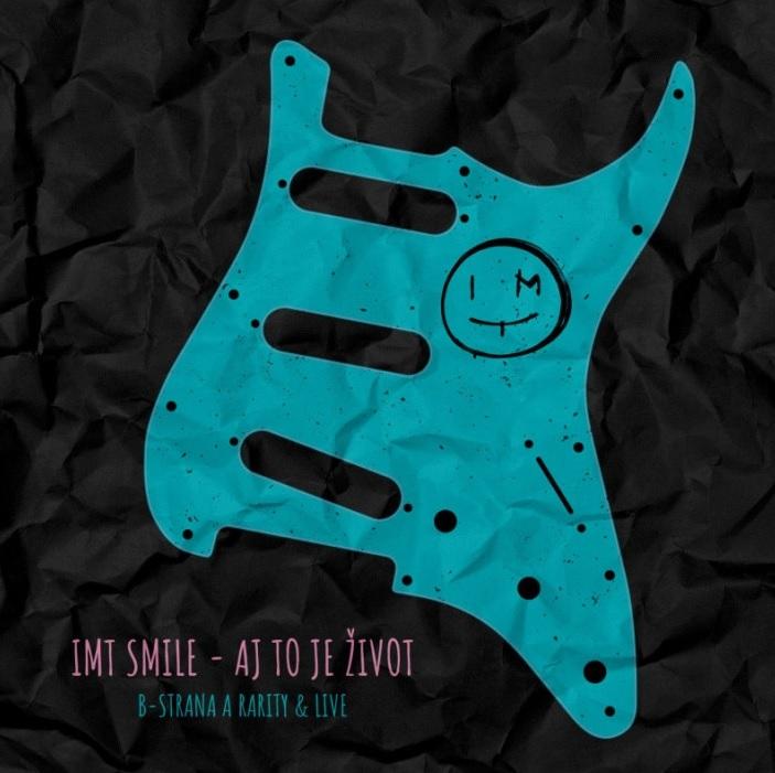 I.M.T. Smile - CD Aj to je život: B strana a rarity & Live CD