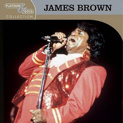 James Brown - CD Platinum & Gold Collection