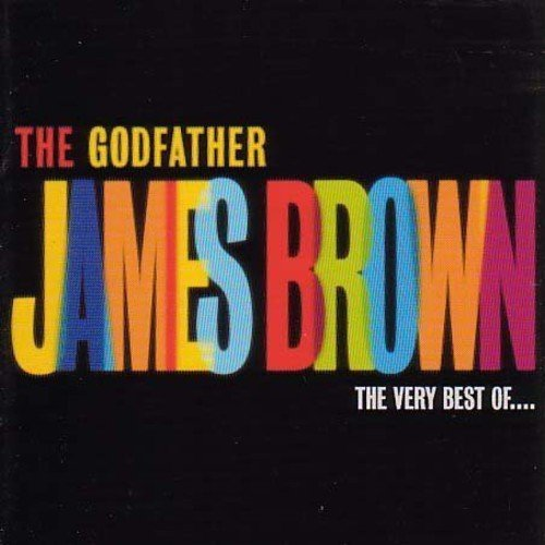 James Brown - CD The Godfather: The Very Best Of...