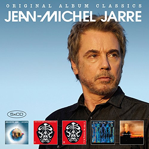 CD JARRE, JEAN-MICHEL - Original Album Classics Vol. I