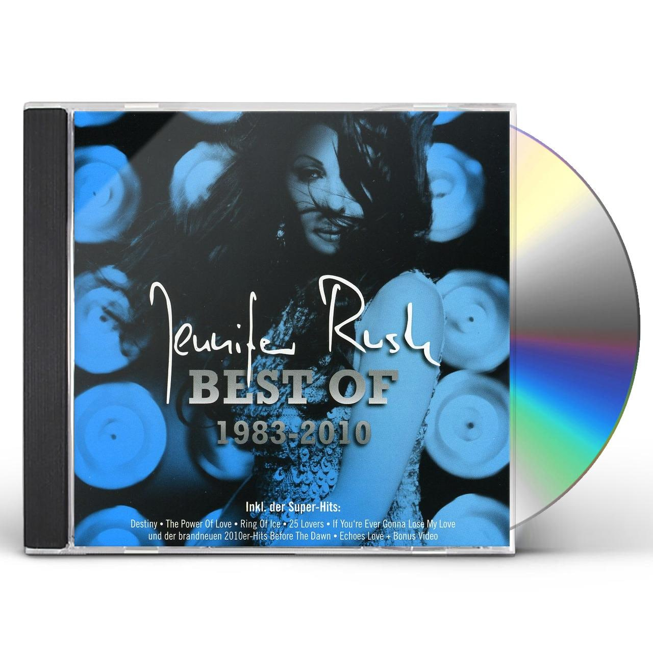 Jennifer Rush - CD Best of 1983-2010