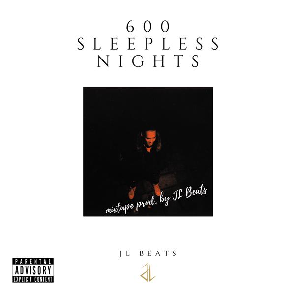 JL Beats - CD 600 Sleepless Nights (2CD)