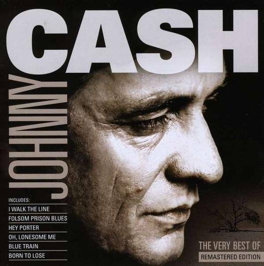 Johnny Cash - CD The Very Best Of Johnny Cash