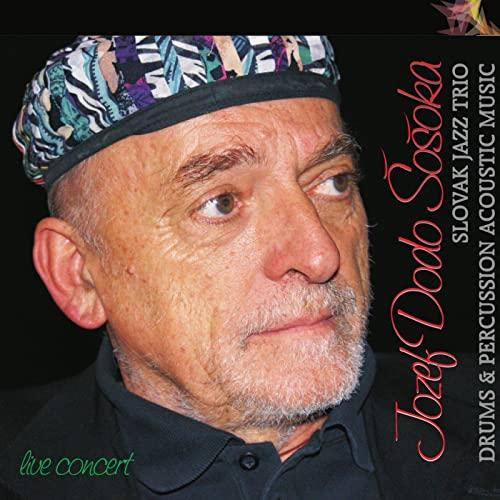 Jozef Šošoka - CD Slovak Jazz Trio: Drums & Percussion Acoustic Music