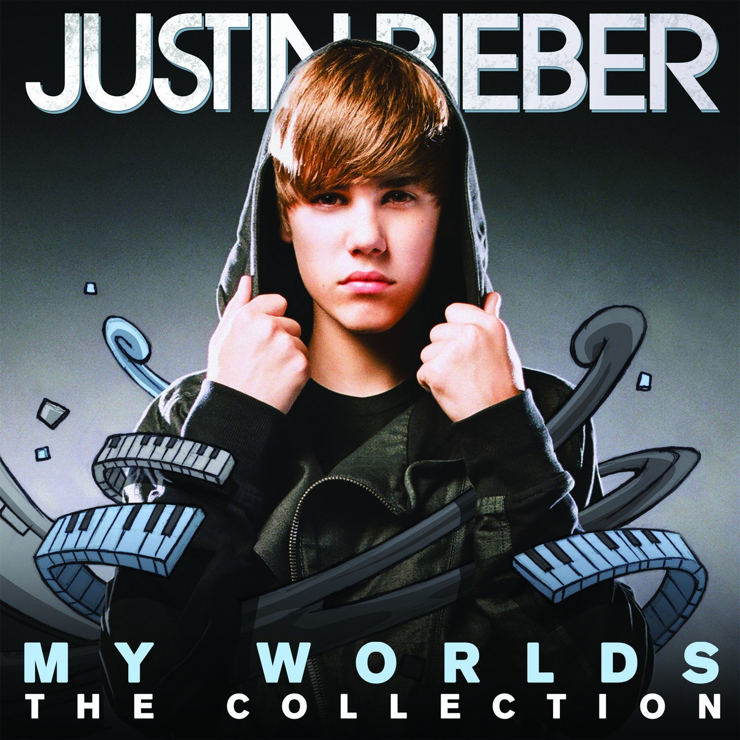 Justin Bieber - CD My Worlds: The Collection