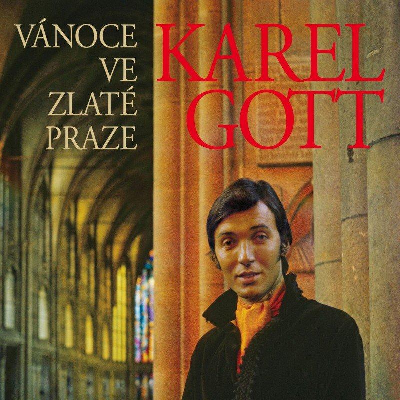 Karel Gott - CD Vánoce ve zlaté Praze