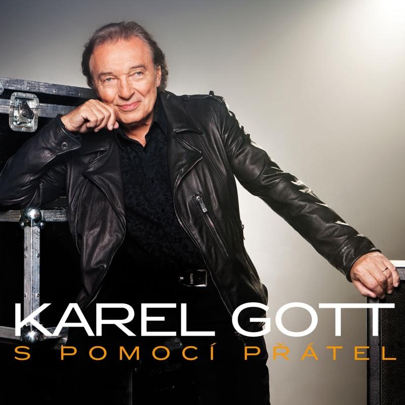 Karel Gott - CD S Pomocí Přátel