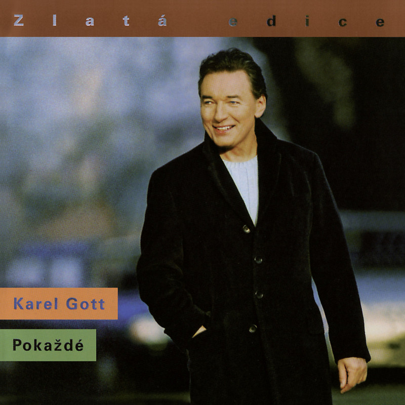 Karel Gott - CD Pokaždé (Zlatá Edice)