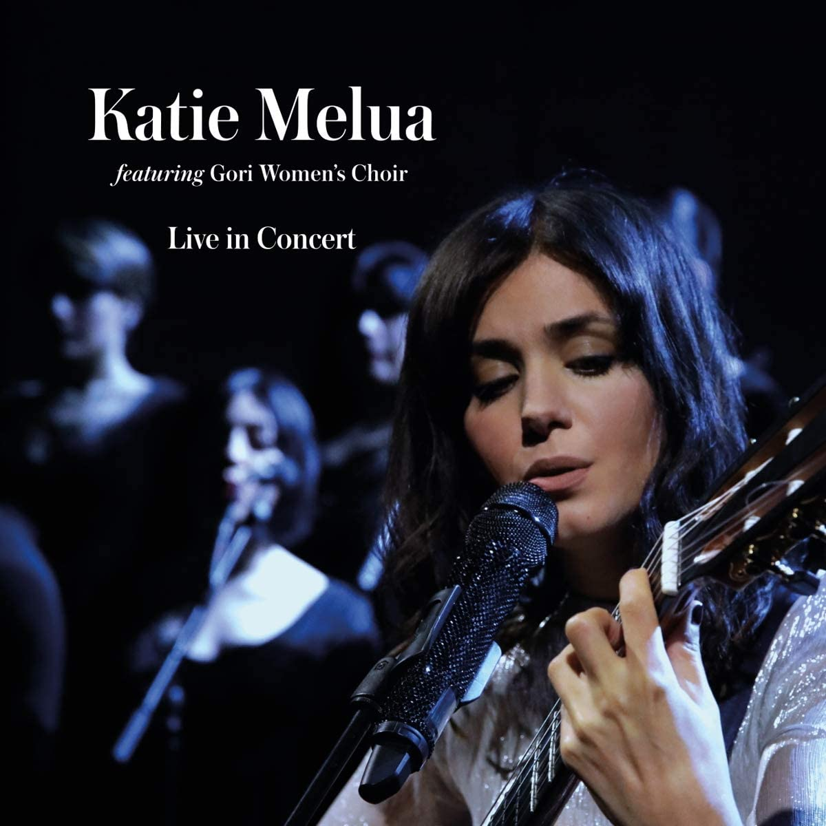 Katie Melua - CD FEATURING. GORI WOMEN'S CHOIR - LIVE IN CONCERT