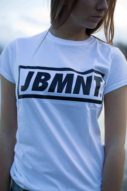 Rytmus - Tričko JBMNT T - Žena, Biela, S